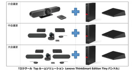 Tapルームソリューション Lenovo ThinkSmart Edition Tinyバンドル