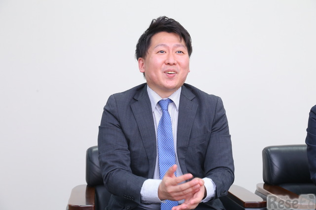 デジタルアーツ マーケティング部 プロダクトマネージャー 内山智氏