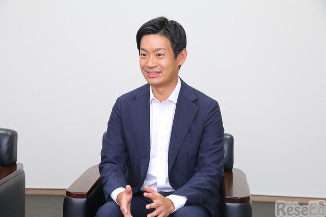 デジタルアーツ マーケティング部 ゼネラルマネージャー 谷崎文彦氏