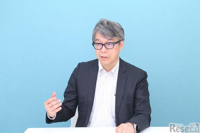 すららネット 代表取締役 湯野川孝彦氏