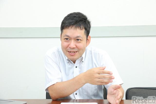 近畿大学附属豊岡高等学校・中学校 奥田幸祐先生